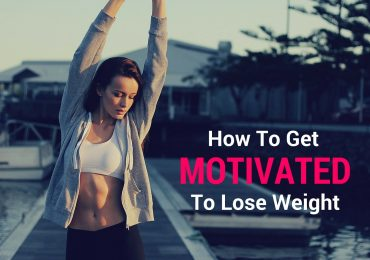 How To Motivate Yourself, Stay Motivated to Exercise & Lose Weight