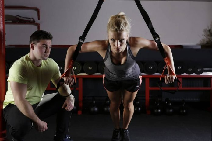 Workout at GYM To Lose Weight