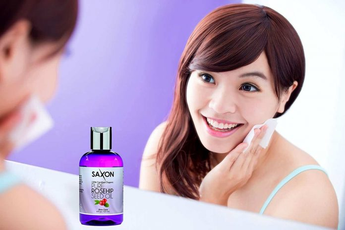Rosehip Oil Benefits For Dry Skin