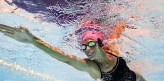 get water out of ears after swimming