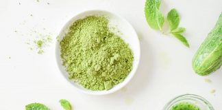 herbal powder for skin