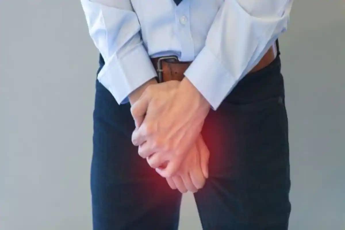 Friction Burn on Penis, Less Sex