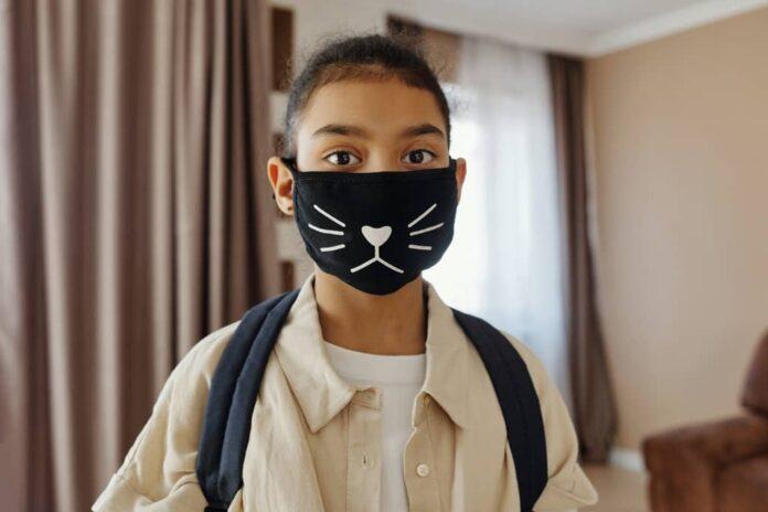face masks promote business