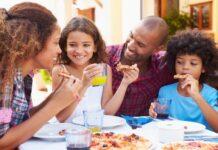 Children Restaurant Manners