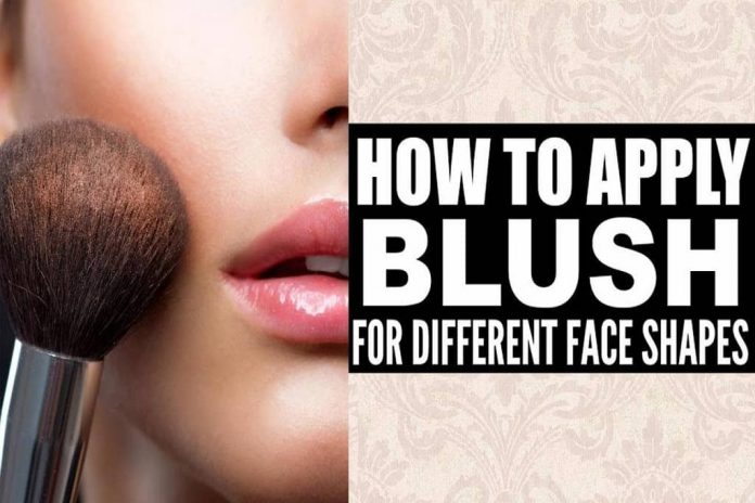 How To Apply Blusher